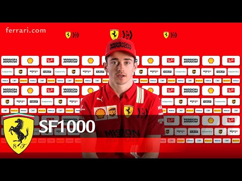 SF1000 - Charles Leclerc