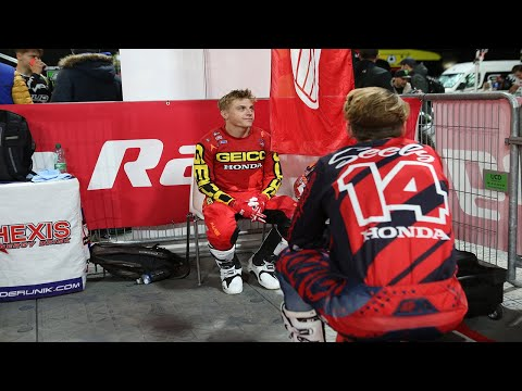 2017 Paris SX | Press Day | TransWorld Motocross
