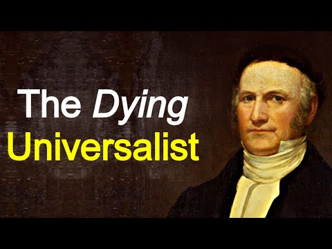 Ichabod Spencer   The Harvest Past   The Dying Universalist movie