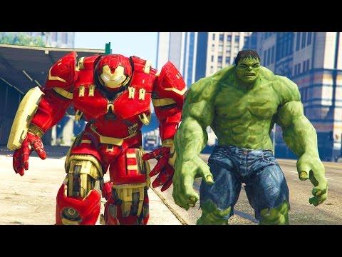 GTA 5 PC Mods - IRON MAN MOD!!! GTA 5 Iron Man Mod Gameplay