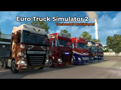 Euro Truck Simulator 2  TruckersMP Opname 26042018
