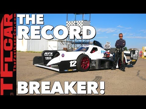 How Fast Is a Pikes Peak International Hill Climb Race Car? - Hot or Not Review