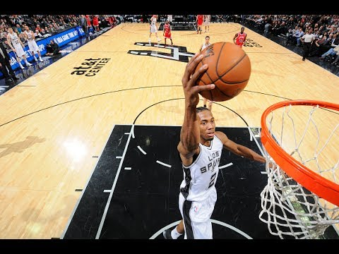 Kawhi Leonard?s Best of the 2016-2017 NBA Season
