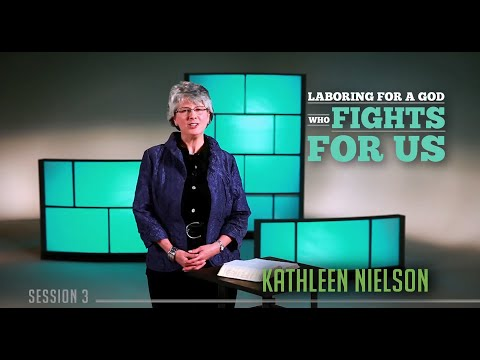 Rebuild Part 3  Nehemiah 34  Kathleen Nielson