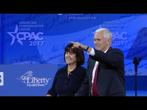 Pence tells CPAC Trump will keep promises