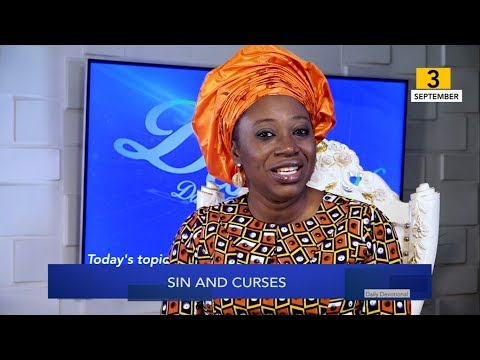Dr Becky Paul-Enenche - SEEDS OF DESTINY  TUESDAY 3RD SEPTEMBER, 2019