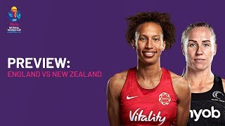 Preview | England vs New Zealand