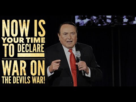 Now Is Your Time To Declare War On The Devil's War!