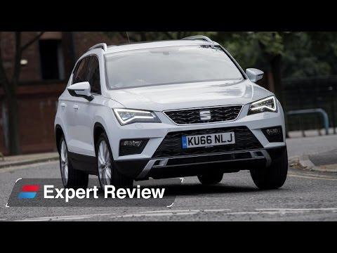 2016 Seat Ateca car review