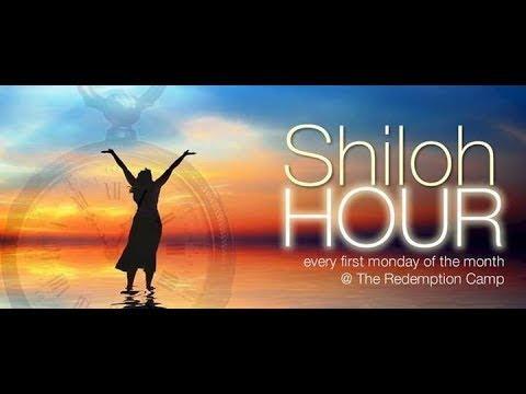 RCCG JANUARY 2019 SHILOH HOUR