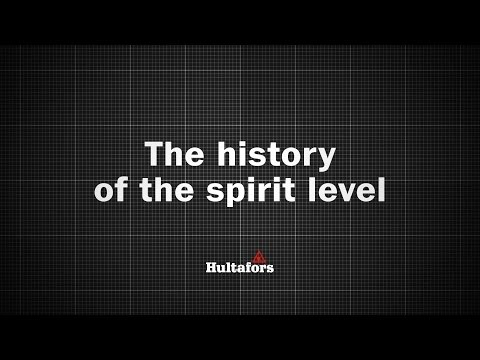 Hultafors - Spirit levels - History