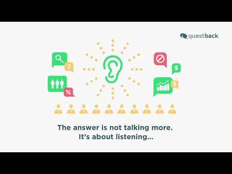 Questback Listening to employees drives organizational performance