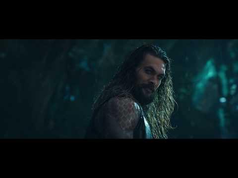 """Aquaman - Spot """"Número 1 en cines"""" - Castellano"""