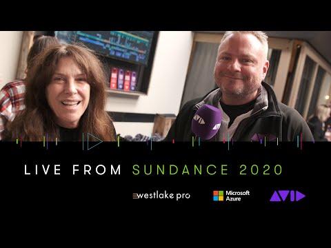 #AVID #SUNDANCE ⏩ Head of UCLA's Post Production Program, Nancy Richardson | @WestlakePro