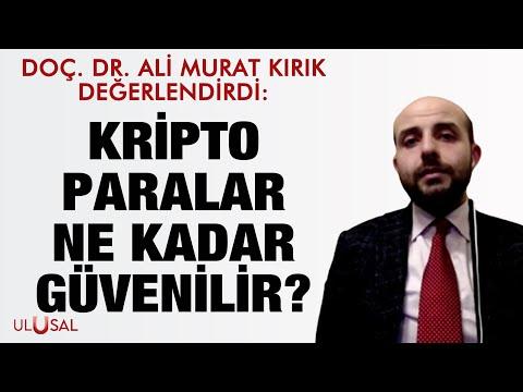 Doç. Dr. Ali Murat Kırık değerlendirdi:Kripto paralar ne kadar güvenilir?