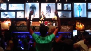 Motor Wade Live Performance At Hard Rock Cafe Bang - rakeshsingh , Rock