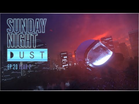 Love Sci-Fi? Watch 1 Hour of Short Films | Sunday Night DUST - sci-fi