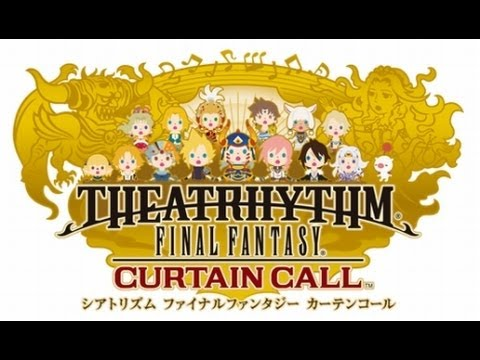 Theatrhythm Final Fantasy: Curtain Call Gameplay - TGS 2013 - UCKy1dAqELo0zrOtPkf0eTMw