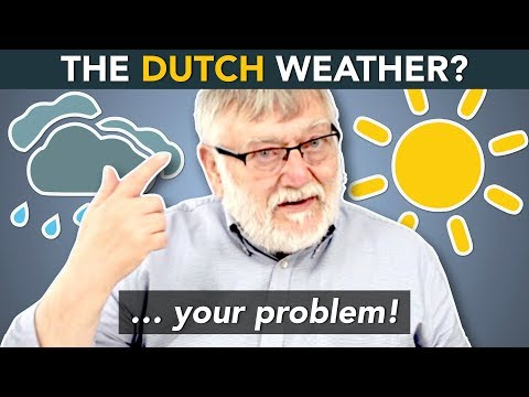 The DUTCH WEATHER - How to deal with it? photo