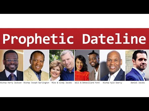 Prophetic Dateline  Racism & the Church with Cindy Jacobs, Will Ford, Kyle Searcy, Harry Jackson