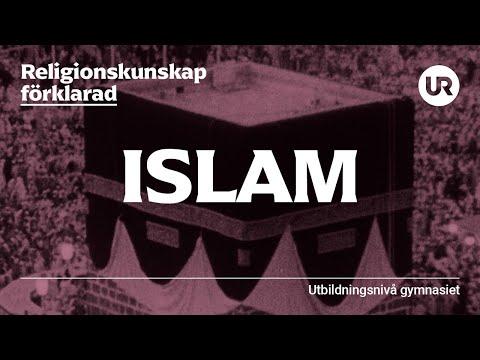 Islam förklarad | RELIGIONSKUNSKAP | Gymnasienivå