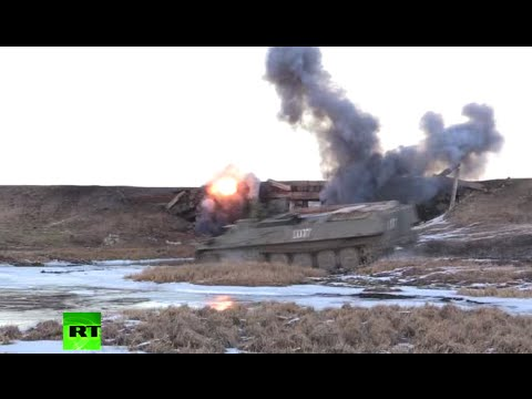 Arctic drills: Russian military polish anti-terrorist skills in Extreme North