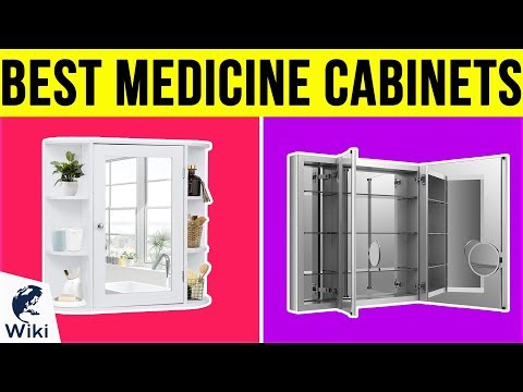 9 Best Medicine Cabinets 2019 - UCXAHpX2xDhmjqtA-ANgsGmw