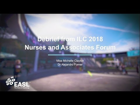 Debrief from ILC 2018 Nurses and Associates Foum
