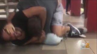 Man Speaks After Random Subway Attack