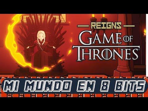 REIGNS: GAME OF THRONES (Juego de Tronos) - Gameplay Español