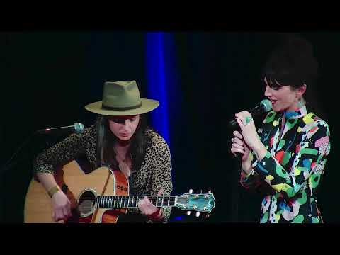 Musical Performance | Molly Sides & Whitney Petty | TEDxBigSky