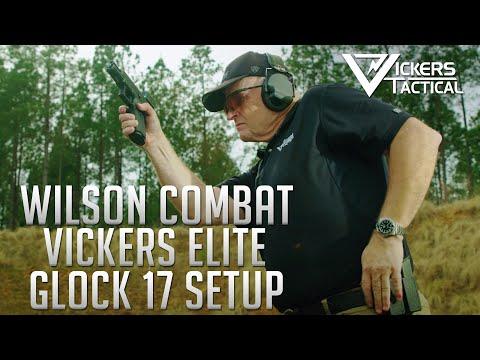 Wilson Combat Vickers Elite Glock 17