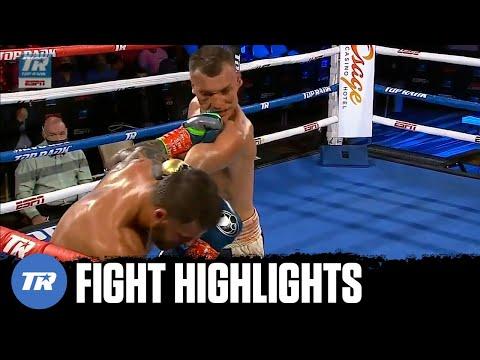 Joe Smith Jr. & Maxim Vlasov Put on Fight of the Year Nominee, Smith Jr Wins Light Heavyweight Title
