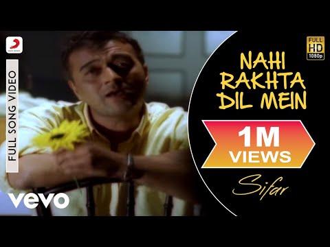 Nahi Rakhta Dil Mein - Official Full Song | Sifar | Lucky Ali - UC3MLnJtqc_phABBriLRhtgQ