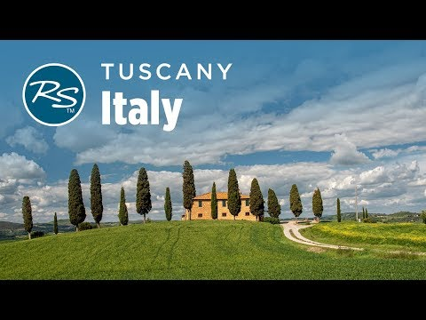 Tuscany, Italy: Staying at an Agriturismo – Rick Steves' Europe Travel Guide – Travel Bite