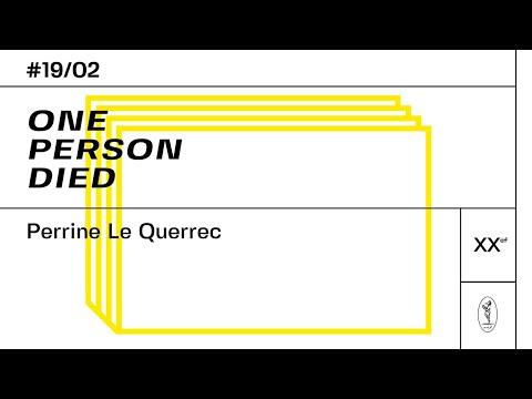 Vidéo de Perrine Le Querrec