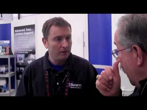 Absolute Exhibits interviews Jeremy of Swann Security at CES11