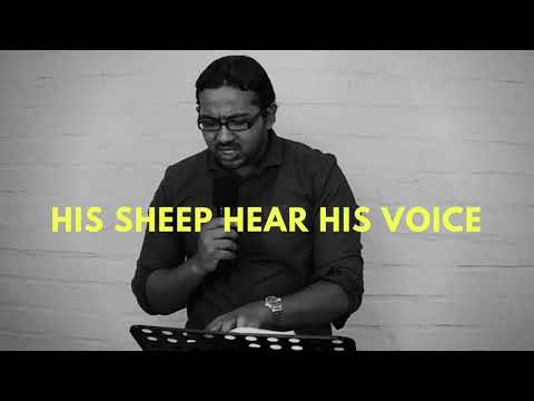 HIS SHEEP HEAR HIS VOICE, Daily Promise and Powerful Prayer with Ev  Gabriel Fernandes