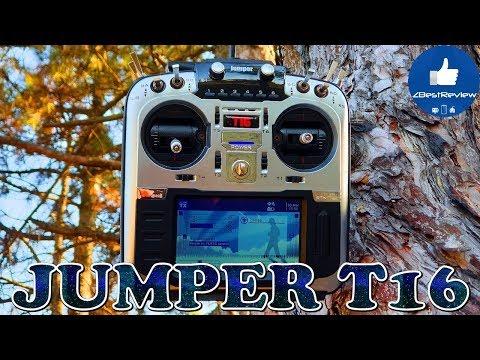 ✔ JUMPER T16 - Полный Обзор на Русском!  OPENTX + Multi-Protocol! Таранис в Пролете! ) - UClNIy0huKTliO9scb3s6YhQ