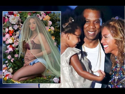 #BEYONCE IS PREGNANT WITH TWINS! (LITERALLY!)