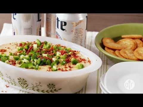 How to Make Instant Pot® Jalapeno-Chicken Popper Dip | Dip Recipes | Allrecipes.com