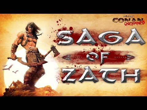 What is the Saga of Zath | Age of Conan