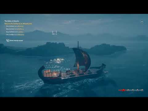 Assassin's Creed® Odyssey Part 1 No Commentary 4+ hours of gameplay story mode