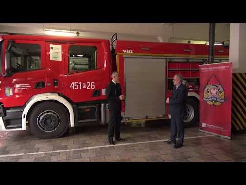 Nowa strażacka supermaszyna