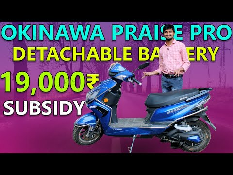 2021 Okinawa Praise Pro Electric Scooter Full Review