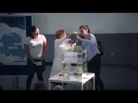 Projekt Innovation Hub 13 | Kick-off Event 7. Juni 2018