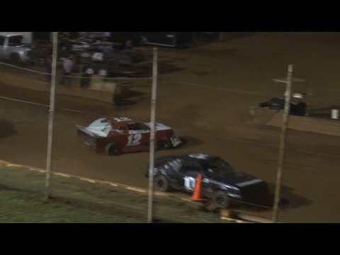 Stock 4b at Winder Barrow Speedway May 29th 2021 - dirt track racing video image