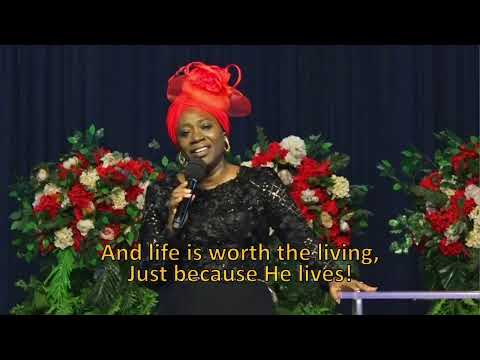 WORSHIP WITH DR BECKY DAY 21