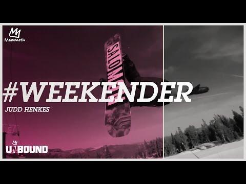 #Weekender - Judd Henkes