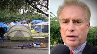 "Vancouver's homeless ""community"" ignore Oppenheimer Park eviction deadline   David Menzies"